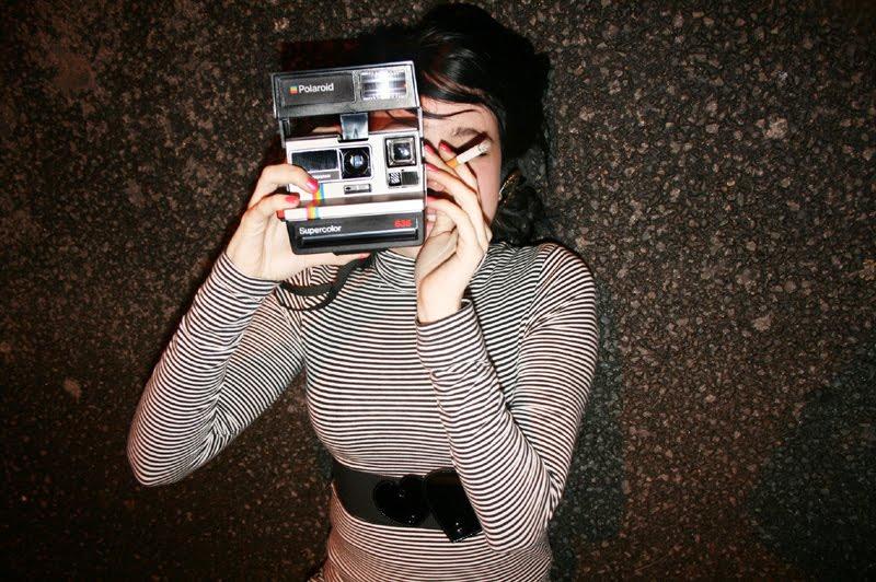 Katia Polaroid