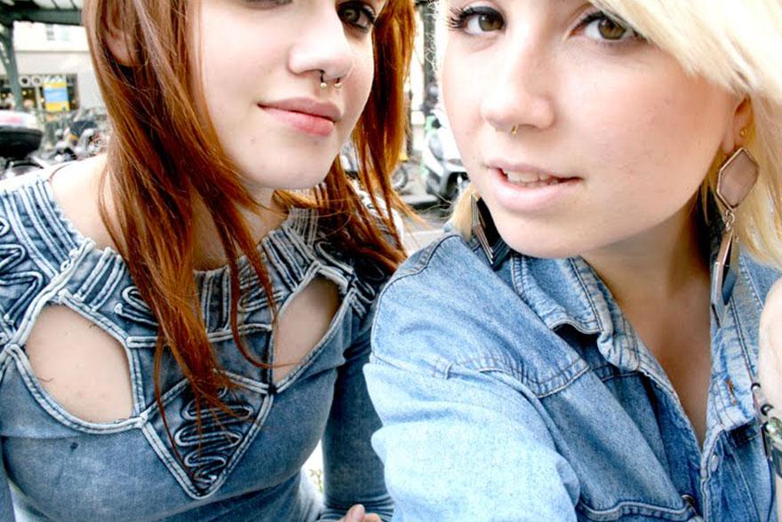 Karole et Katia