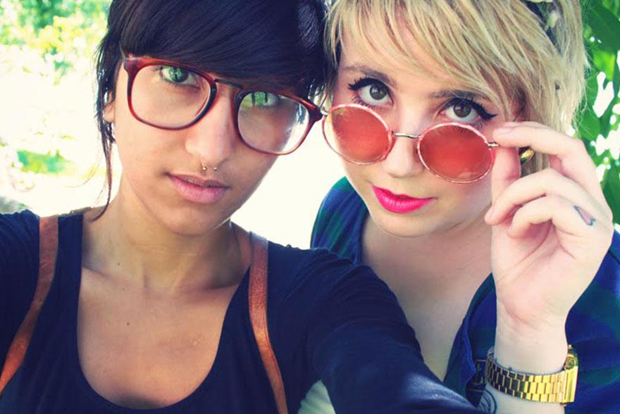 Katia et Ally