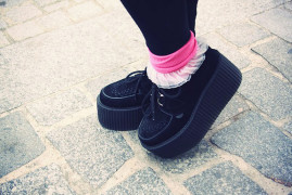 Creepers triples noires