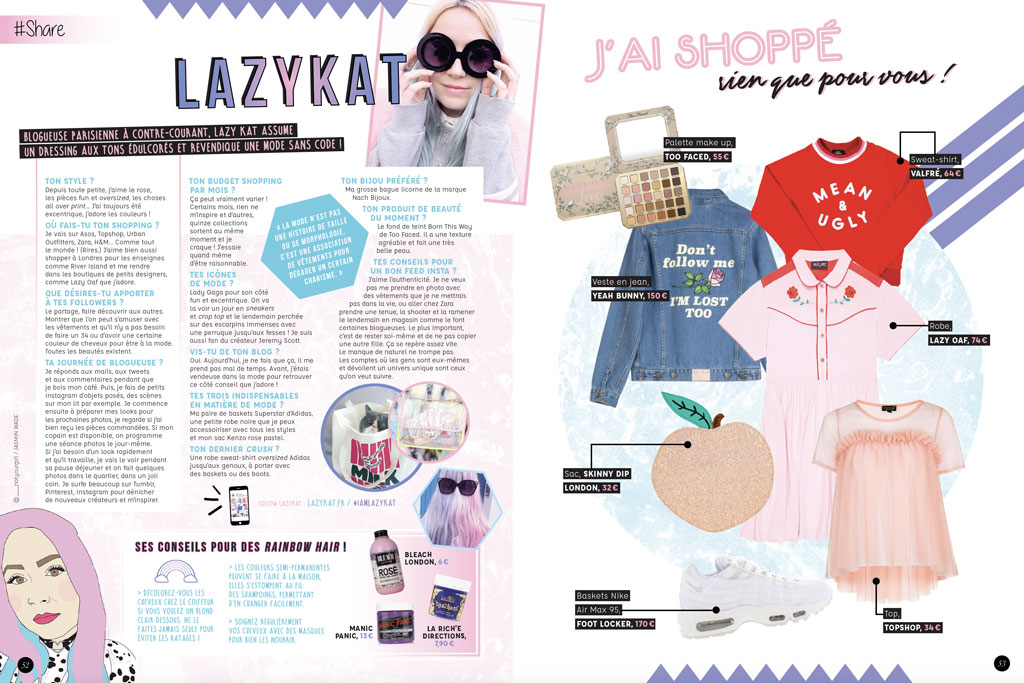 Lazy Kat Yougirl
