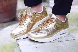 Air max Liquid metal gold