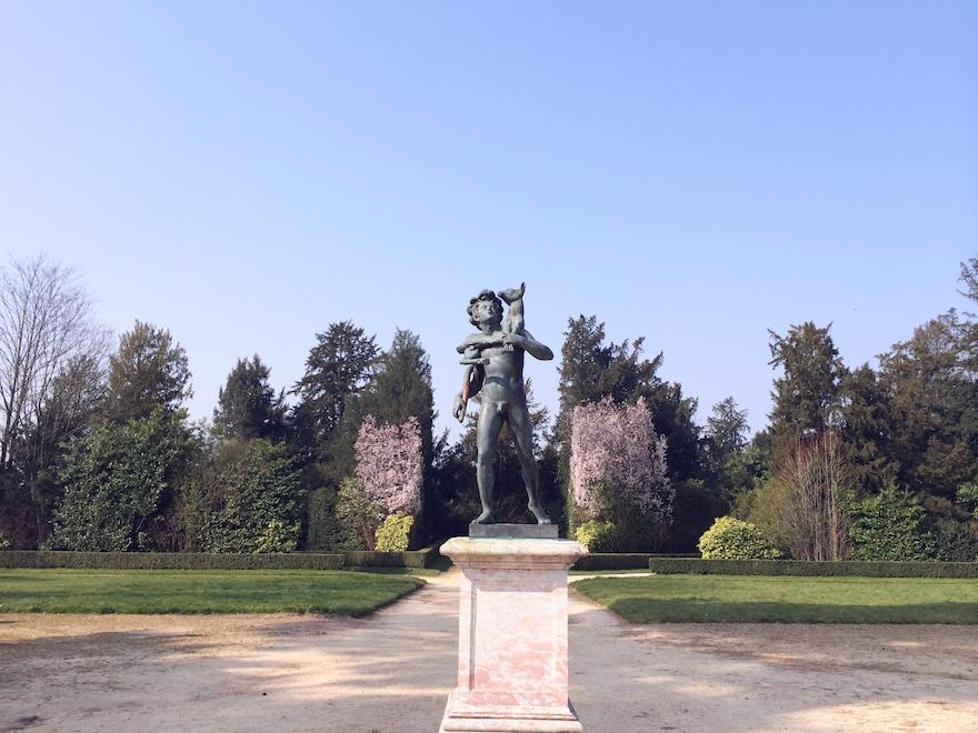 jardin chateau versailles