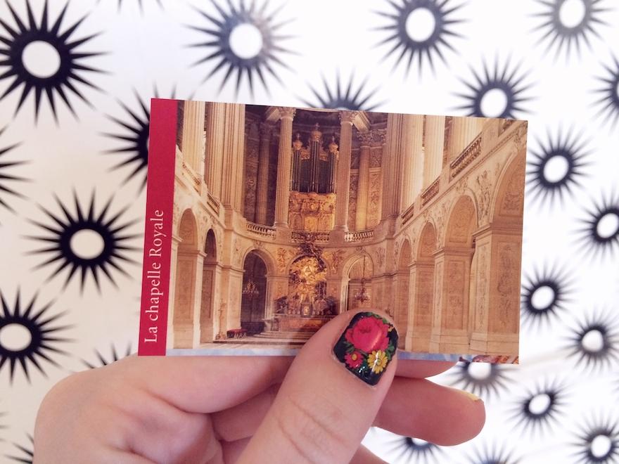 billet visite chateau versailles