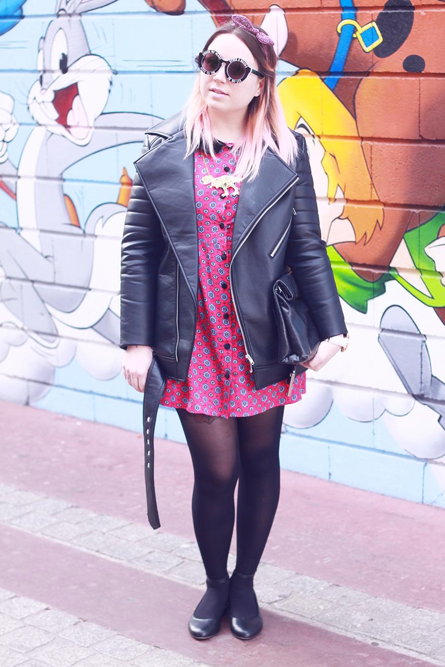 look outfit dress motel beatrix windsor