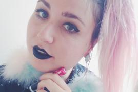 lime crime black velvet