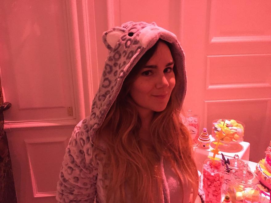 mode pyjama party princesse tam tam