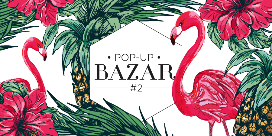 pop up bazar