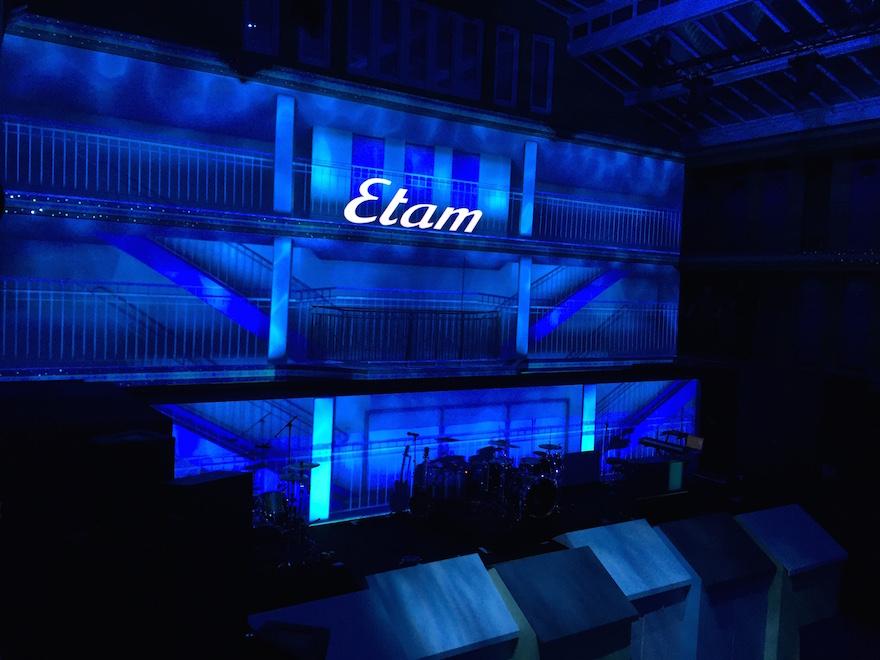 etam live show pfw
