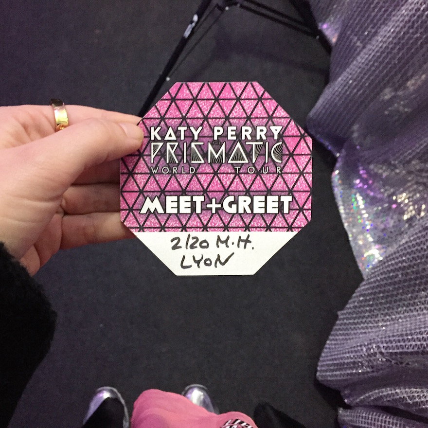 claire's katy perry prism collection