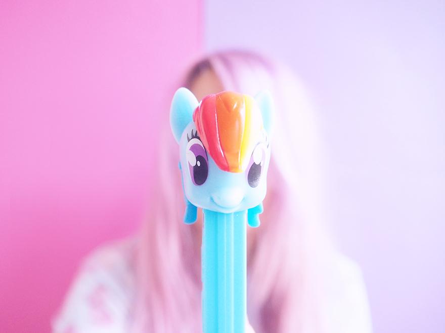 my little pony pez