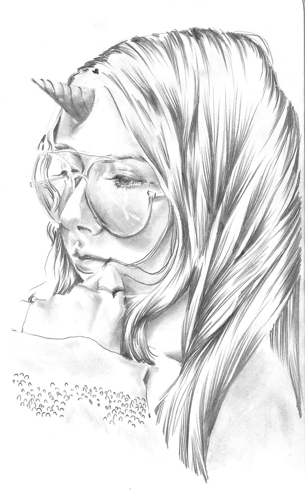 Lazy Kat Amadine Art