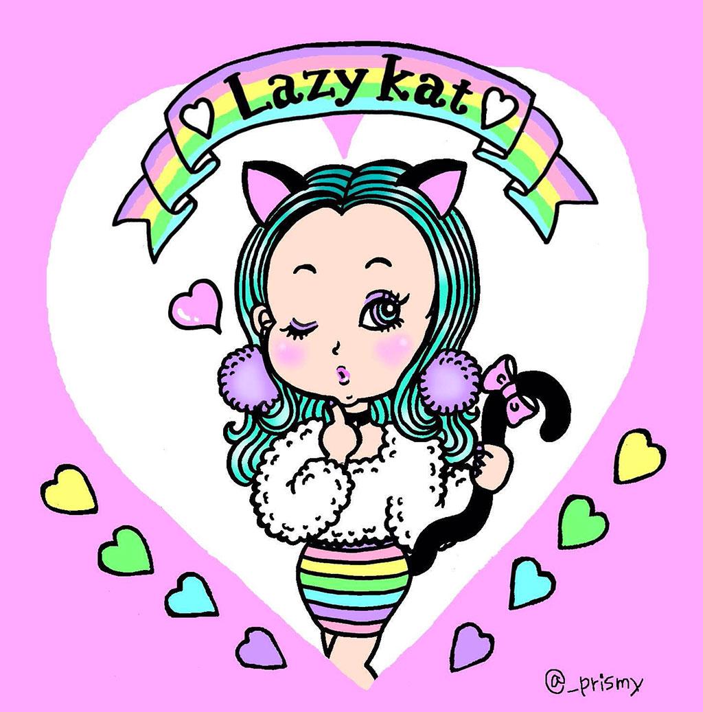 LazyKat Prismy