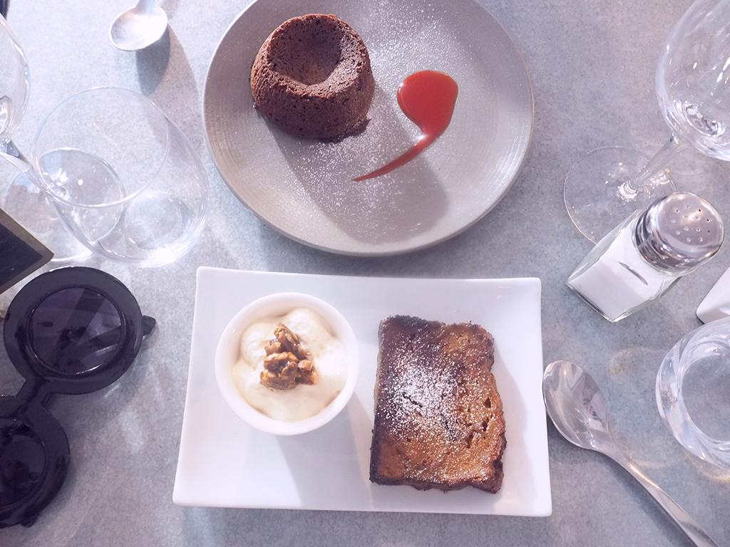 prive de dessert