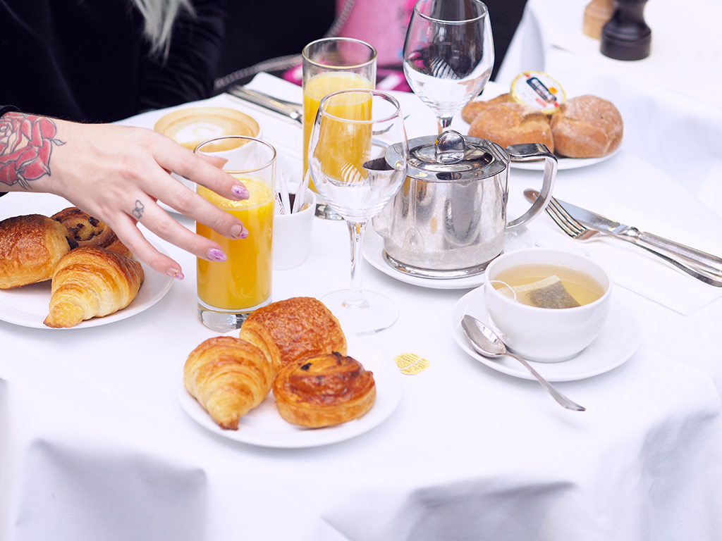 Brunch Le Matignon Paris