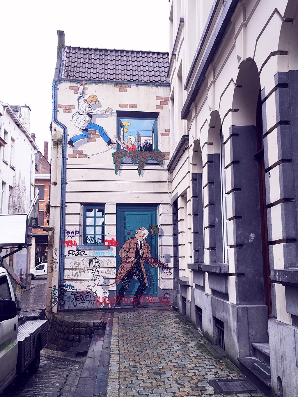 city guide bruxelles