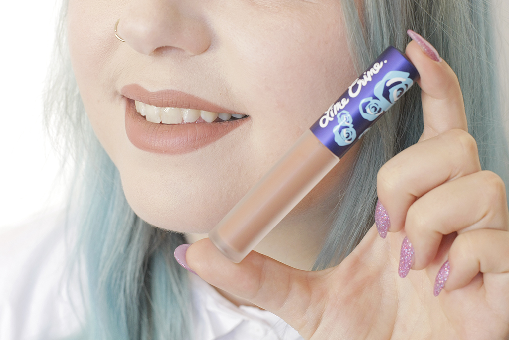 lime crime venus velvetines buffy
