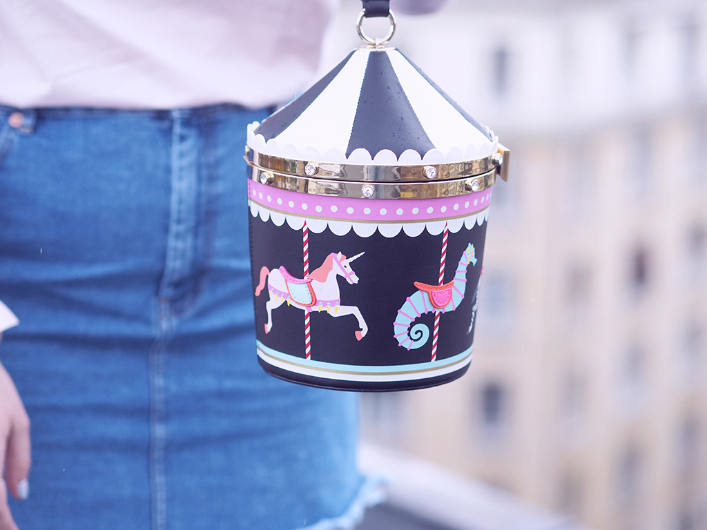 Kate Spade Carousel bag