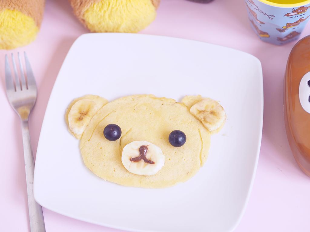 rilakkuma pancakes