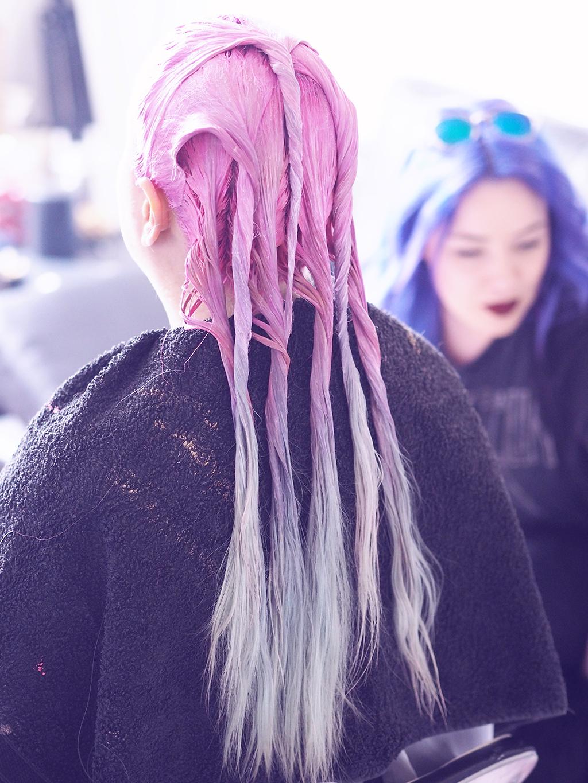 mermaid hair lazy kat