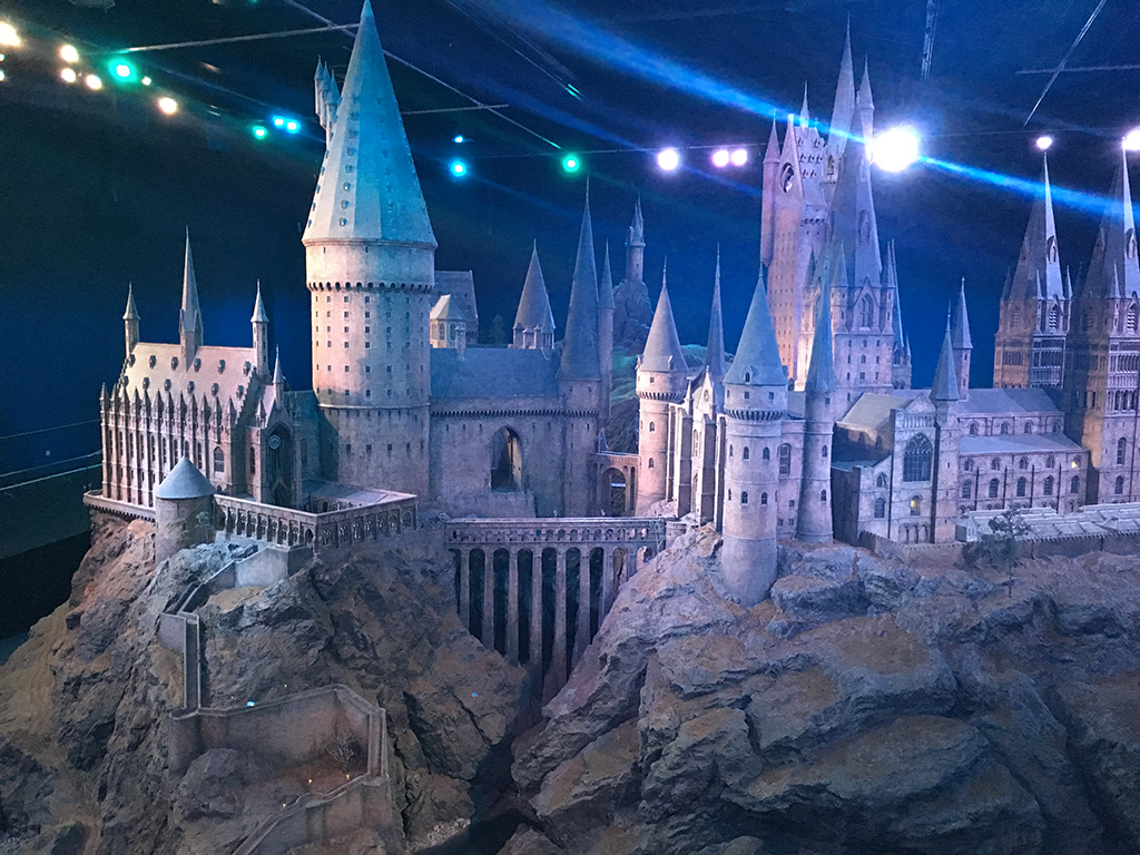 warner bros studio tour making of harry potter london