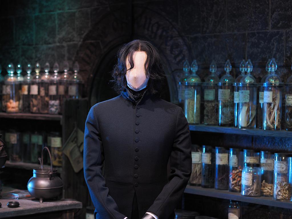 Alan Rickman Professor Snape Costume