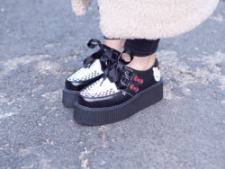 tuk hello kitty creepers