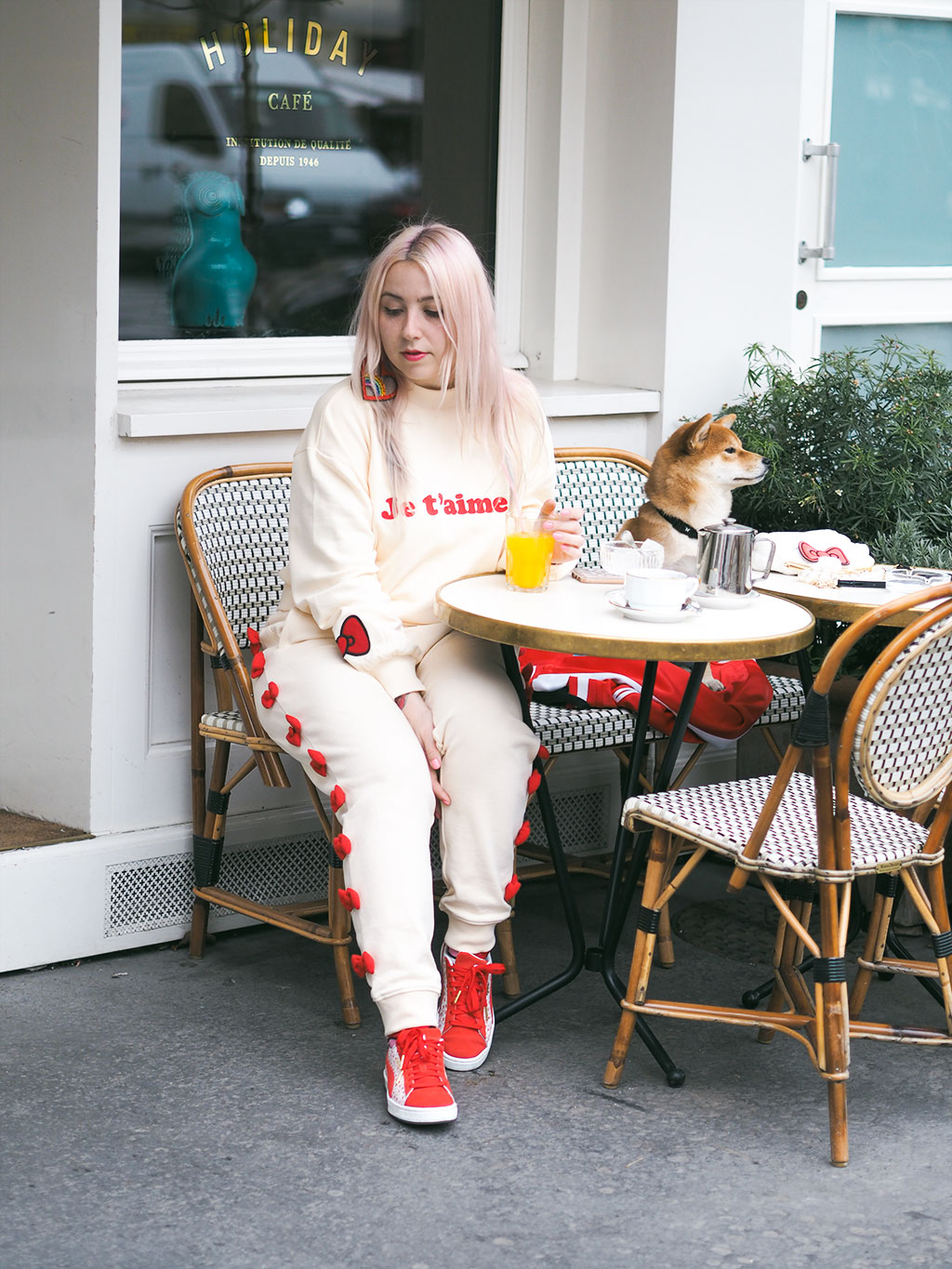 asos hello kitty puma